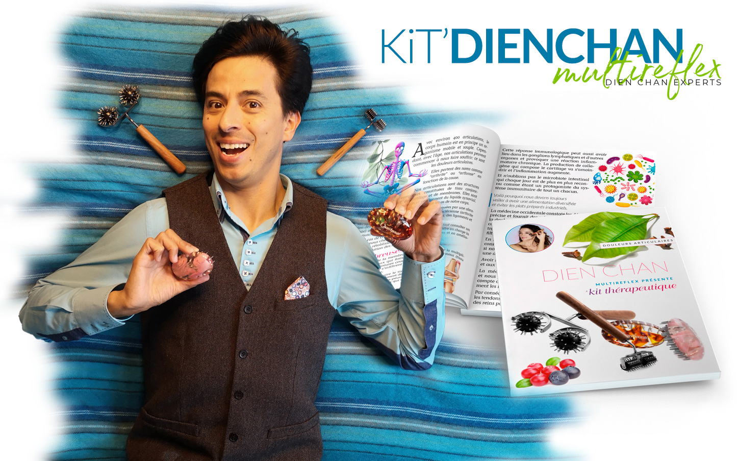 kit Dien Chan: inflamation articulaire
