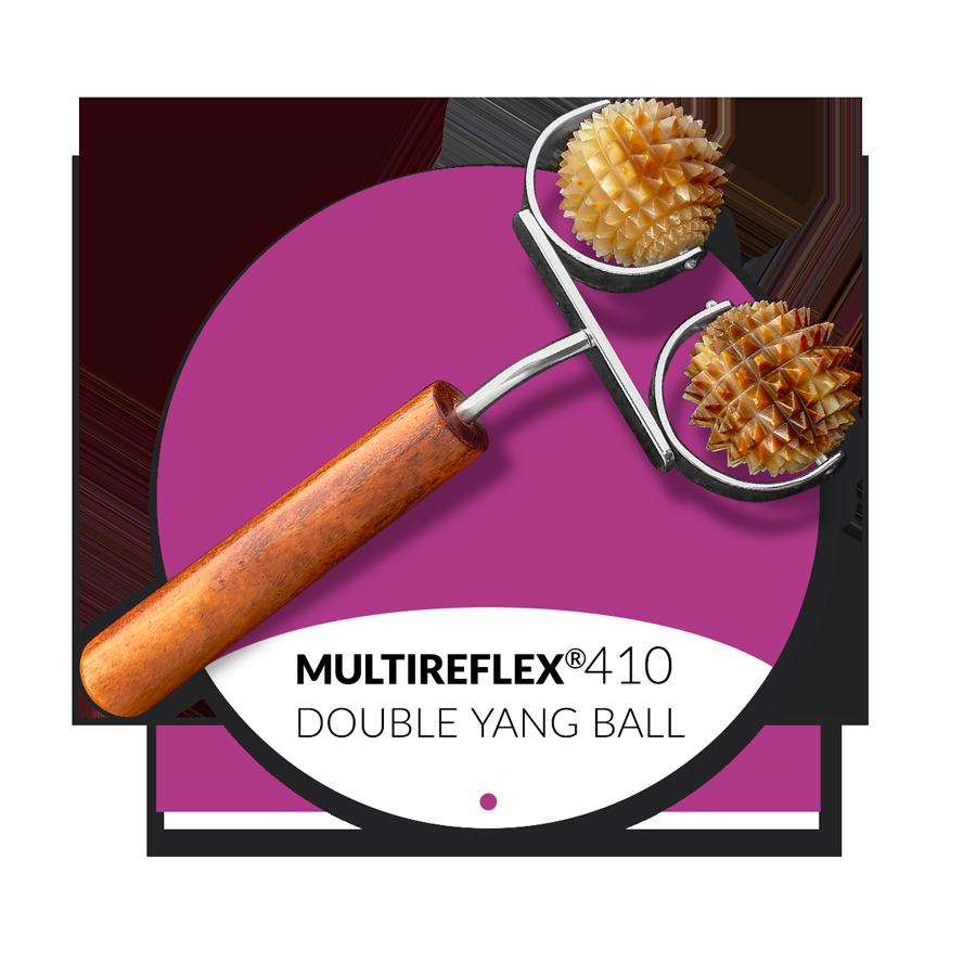 Double boule yang