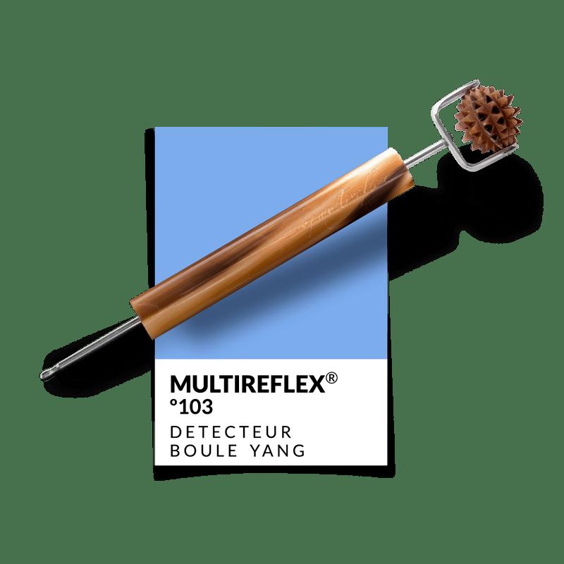 Detecteur boule yang