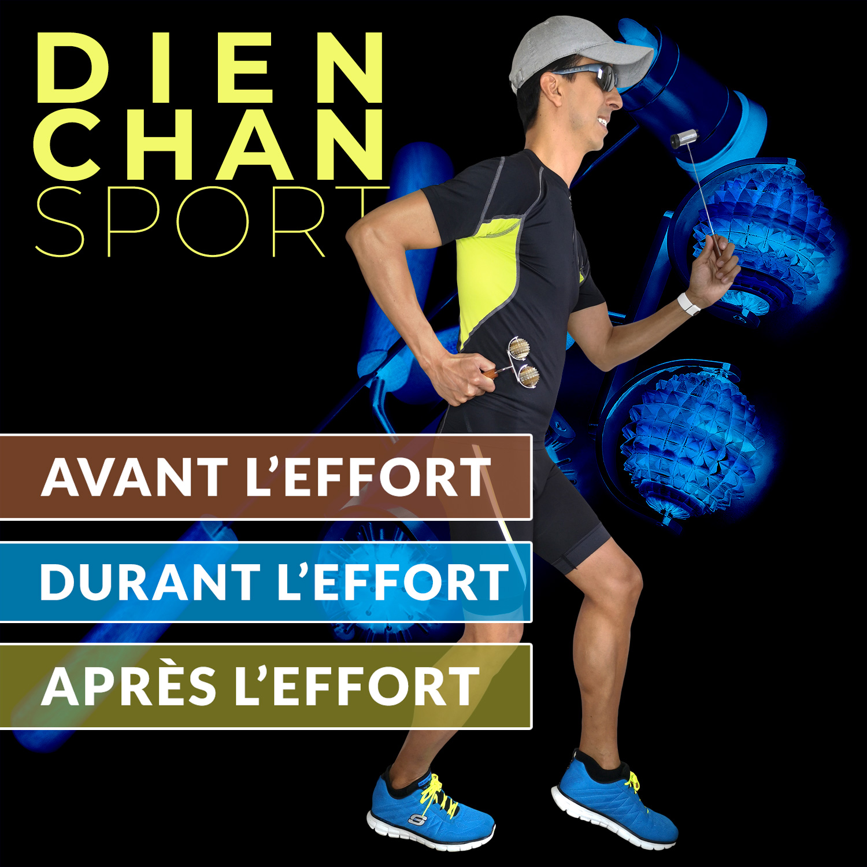 Dien Chan pour le sport