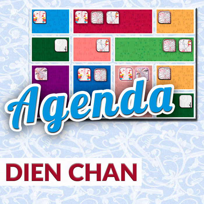 Agenda Dien Chan